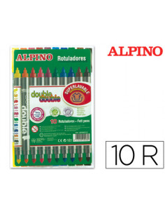 Rotulador alpino double...