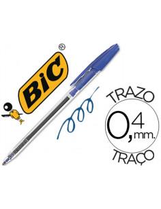 Boligrafo bic cristal clic...