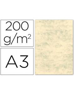 Cartulina marmoleada din a3...