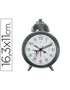 Reloj despertador clasico...