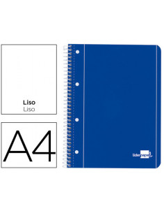 Cuaderno espiral liderpapel...