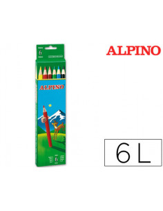 Lapices de colores alpino...