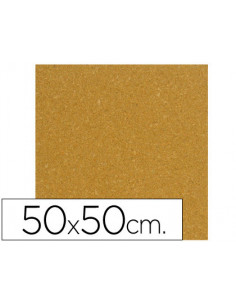 Corcho 50 x 50 cm -unidad