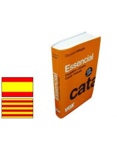 Diccionario vox esencial...