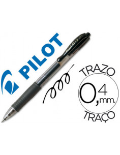 Boligrafo pilot g-2 negro...