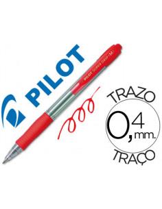 Boligrafo pilot super grip...