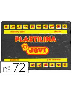 Plastilina jovi 72 negro...