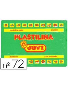 Plastilina jovi 72 verde...