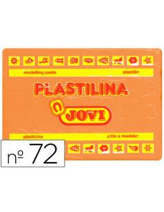 Plastilina jovi 72 naranja...