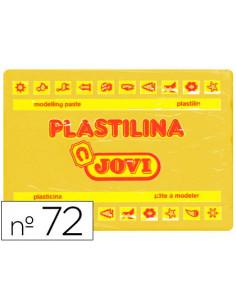 Plastilina jovi 72 amarillo...