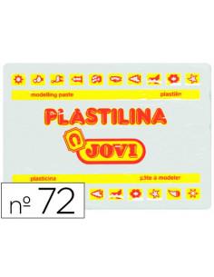 Plastilina jovi 72 blanco...