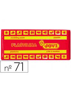 Plastilina jovi 71 rojo...