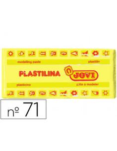 Plastilina jovi 71 amarillo...