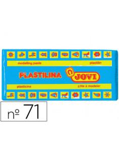 Plastilina jovi 71 azul...