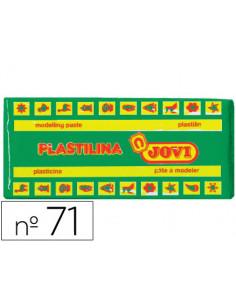 Plastilina jovi 71 verde...