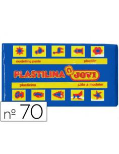 Plastilina jovi 70 azul...