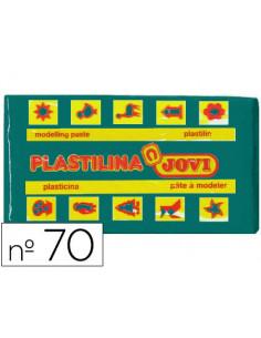 Plastilina jovi 70 verde...