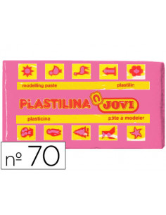 Plastilina jovi 70 rosa...