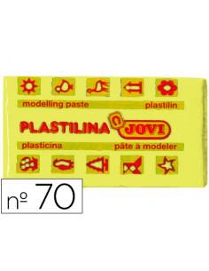 Plastilina jovi 70 amarillo...