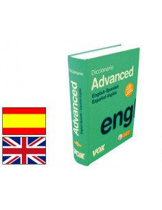 Diccionario vox advanced...