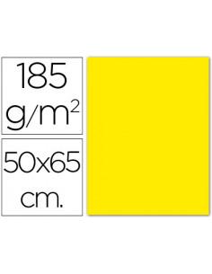Cartulina guarro amarillo...