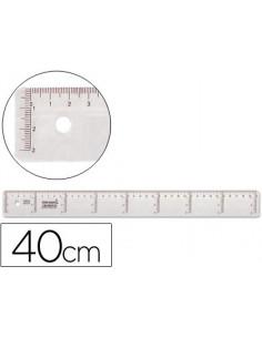 Regla liderpapel 40 cm...