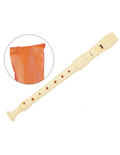 Flauta hohner plastico 9516...