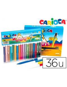 Rotulador carioca joy...