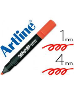Rotulador artline...