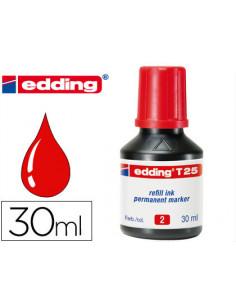 Tinta rotulador edding t-25...