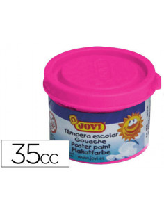 Tempera jovi 35 ml magenta