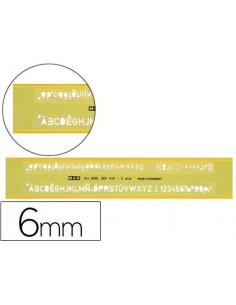 Normografo m+r 0.6 mm...