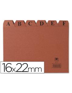 Indice fichero carton -nº 5...