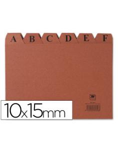 Indice fichero carton -nº 3...