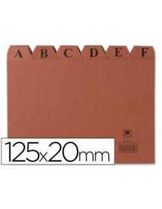 Indice fichero carton -nº 4...
