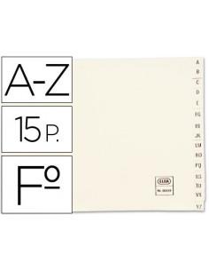 Indice alfabetico elba...