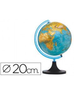 Esfera con luz elite/2 20cm