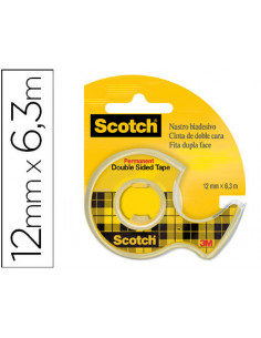 Cinta adhesiva scotch 136-d...