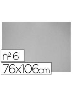Carton gris nº 6 76x106 cm...