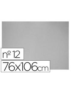 Carton gris nº 12 76x106 cm...