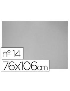 Carton gris nº 14 76x106 cm...